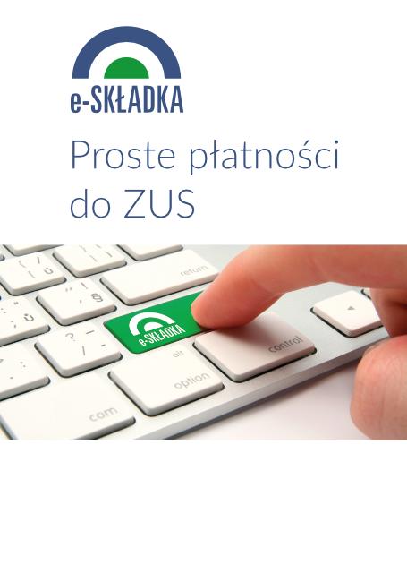 e-składka ZUS
